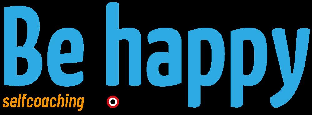 Logo Be happy